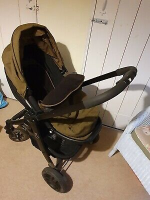 Baby Travel System 3 In 1 Isofix • 20£
