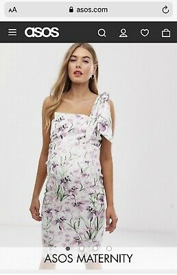 AU18 • Buy Asos Maternity Dress Size UK10