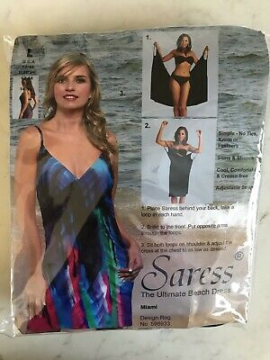Saress Ultimate Beach Dress Size L • 7£