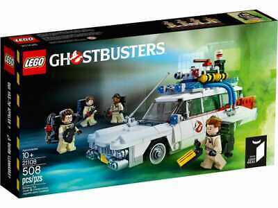 Lego Ideas 21108 Ghostbusters Ecto-1 - New - Factory Sealed - Mint Condition • 99.99£