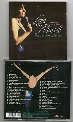 Lena Martell : One Day At A Time - The Ulltimate Collection  (2 CD Set 2003)  • 5.99£