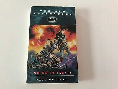 Oh No It Isn't! The New Adventures Doctor Who Bernice Summerfield Paperback Book • 10£