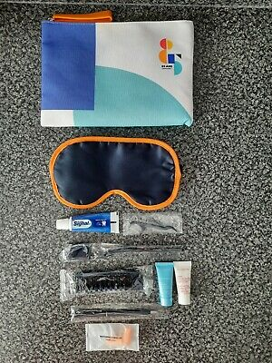 Air France Amenity Kit - Business Class - Brand New • 4£