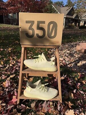 $ CDN261.82 • Buy Yeezy Boost 350 V2 Butter Size 9M (10.5W) F36980 100% Authentic FREE SHIPPING