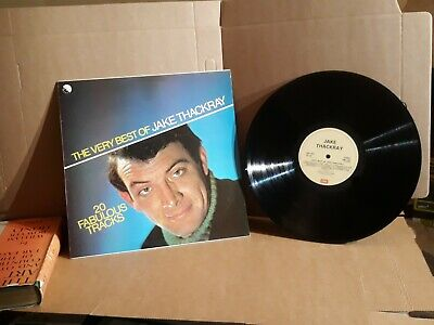 The Very Best Of Jake Thackray 12 Inch Emi Record  • 6£