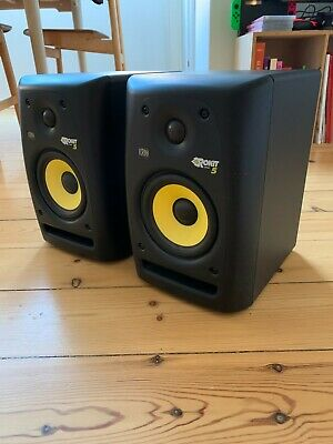 KRK Rokit 5 G2 Speakers Pair | Boxed | No Reserve • 310£