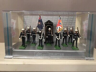 Britains Toy Soldiers - Royal Marines (Boxed) • 32.99£