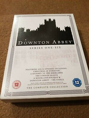 Downton Abbey  - The Complete Collection - Series 1 - 6 • 15£