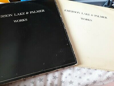Emerson Lake Palmer Works Volume 1 And 2 • 3.50£