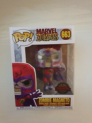 Zombie Magneto Funko Pop Vinyl #66 Marvel Zombies Funko Shop Exclusive X Men • 24.99£