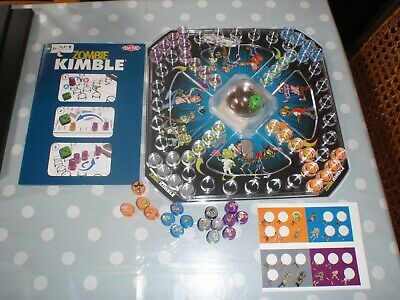 FRUSTRATION (zombie Kimble) BOARD GAME • 7£