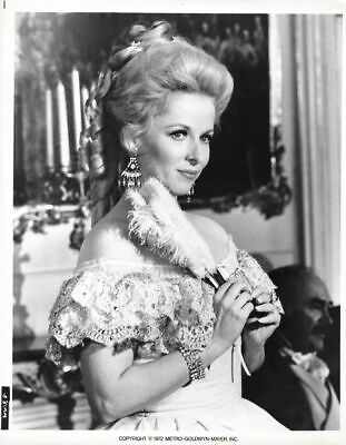 1972 Vintage Press Photograph - MARY COSTA - THE GREAT WALTZ • 9.40£