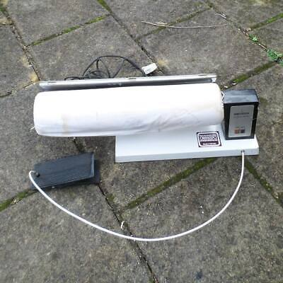 View Details Bendix 7659 Vintage Rotary Ironer Iron Machine W Foot Pedal Working 62cm 1500W • 99.99£
