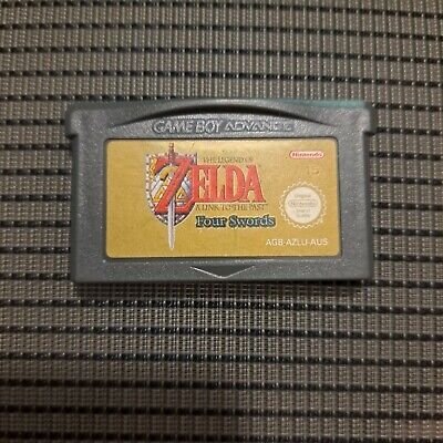 AU55 • Buy THE LEGEND OF ZELDA: A LINK TO THE PAST (GBA - Game Boy Advance)