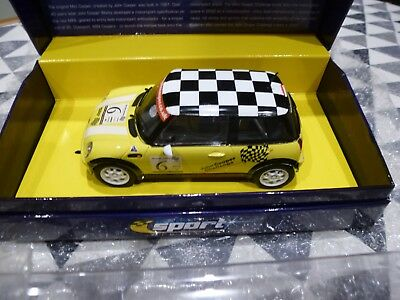 Scalextric *NEW* 1/32 C2485a Mini Cooper John Cooper Challenge 6  For Collectors • 40£