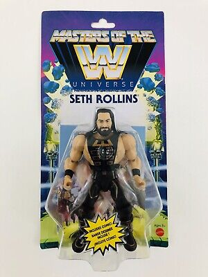 $29.99 • Buy Masters Of The WWE Universe: Seth Rollins - Wave 4