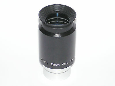 1.25  32mm Fully Coated Plossl Telescope Eyepiece Lens With 1.25  Filter Thread • 21.99£