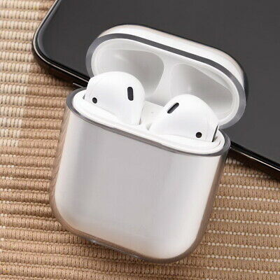 AU6.79 • Buy Airpod Case Cover  Shockproof For Airpods Clear Transparent Skin PC Holder