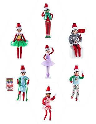 AU18.28 • Buy OFFICIAL Elf On The Shelf Clothes - Claus Couture Collections(Elf Not Included)