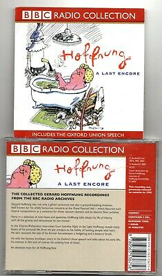 £3.95 • Buy Hoffnung : A Last Encore  (BBC 2 Audio-CD Set 2002)  Comedy