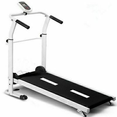 AU220 • Buy New Foldable Home-Used  Manual Treadmill With Computer
