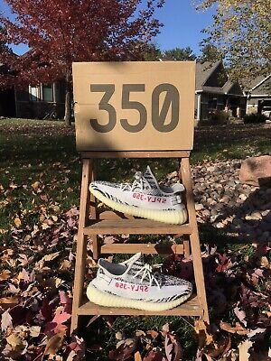 $ CDN275.31 • Buy Adidas Yeezy Boost 350 Zebra Size 10 (Pre-owned) 100% Authentic