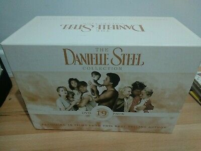 The Danielle Steel Collection - 19 Dvds Digitally Remastered Region 2 Boxset • 59.99£