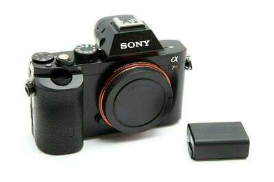 $ CDN1044.01 • Buy Near Mint Sony Alpha A7R Mirrorless Digital Camera Body (3789 Actuations) 32421