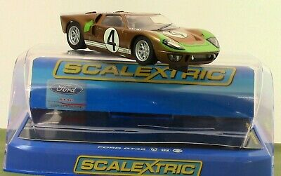 Scalextric Ford Mk.II (GT40) #4 Le Mans '66 New/boxed - See Close-ups! • 36£