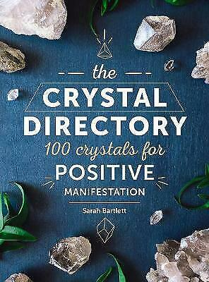 AU17.79 • Buy The Crystal Directory: 100 Crystals For Positive Manifestation
