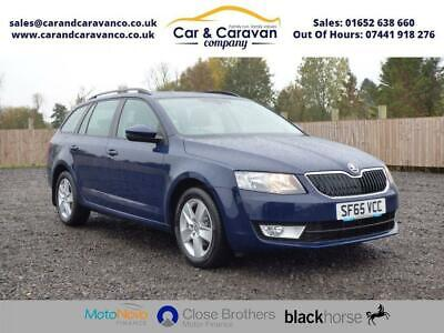2015 Skoda Octavia 1.6 SE TDI 5d 109 BHP Estate Diesel Manual • 6,988£