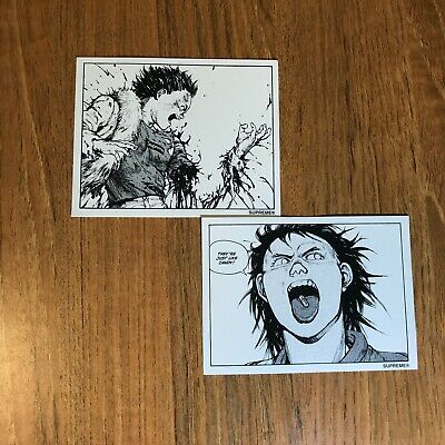 $ CDN23.85 • Buy Supreme Akira Pill/Arm Sticker 100% Authentic