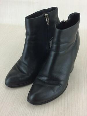 AU561.43 • Buy Alexander Wang 35.5 Over Notation Size 35.5 Black From Japan Boots 989