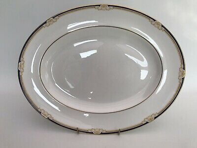 Wedgwood Cavendish Bone China Serving Plate Or Platter 36cm X 28cm R4680  • 29.99£