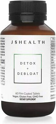 AU49.50 • Buy JS Health Detox + Debloat 60s - Free Delivery!