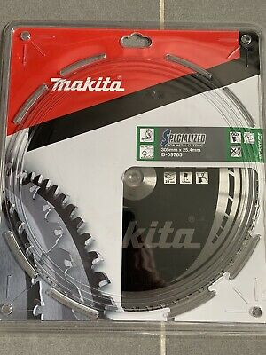 MAKITA Specialized Saw Blade For Cutting Metal • 30£