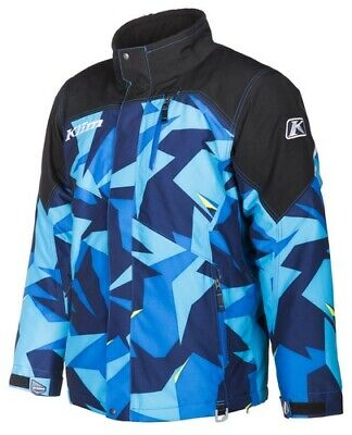 $ CDN391.01 • Buy Brand New Klim KLIMATE PARKA XL CAMO - BLUE