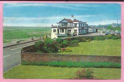 The Boat House Café, Parkgate, Neston, Cheshire Postcard.  • 2.99£
