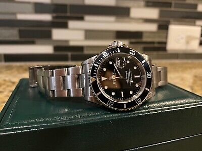 $ CDN11513.25 • Buy Rolex Submariner 16610 W Serial MINT CONDITION