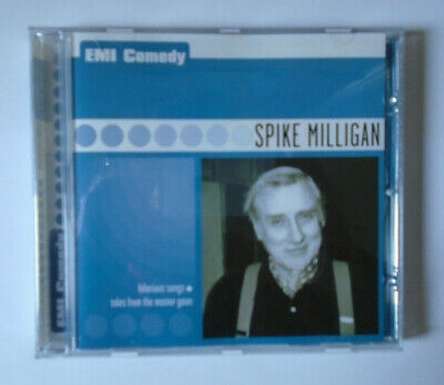 Spike Milligan - Hilarious Songs & Tales From The Master Goon 2000 Cd - V.g.c. • 2.99£