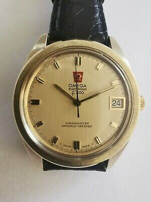 AU967.18 • Buy Vintage Omega Seamaster F-300Hz Electronic Chronometer Watch Excellent Condition