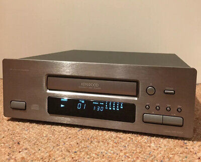 Kenwood DP-1001 Stereo CD Player Hifi Separates Silver Excellent • 11.50£