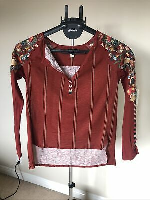 $ CDN30.04 • Buy Tiny Anthropologie Blouse Size Extra Small