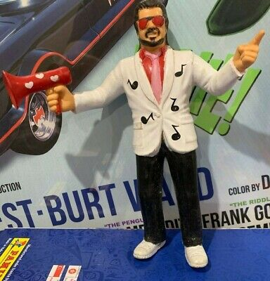 AU129.95 • Buy 1988 Vintage Wwf Wrestling Ljn Jimmy Mouth Of The South Hart.