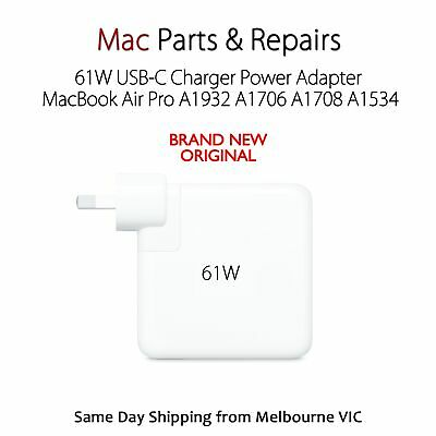 AU75 • Buy 61W 87W USB-C Charger Power Adapter For MacBook Air Pro