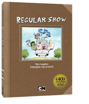 Regular Show: The Complete Third Season (US IMPORT) DVD NEW • 19.26£