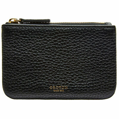 AU29 • Buy OROTON LEATHER MINI POUCH WALLET In Black RRP$49.95