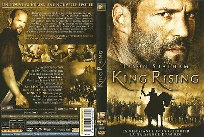 KING RISING - Jason STATHAM - DVD - 2008 - 122 Min - OCCAS • 3.36£