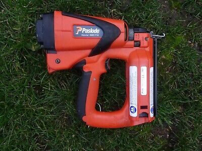 Paslode Im65 F16 2nd Fix Cordless Nail Gun In Good Condition • 169.95£