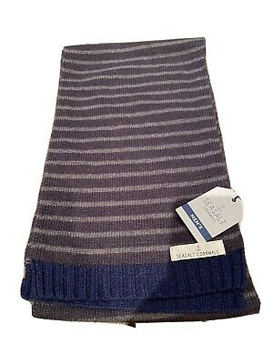 Mens Seasalt Scarf Brand New With Tags • 15£